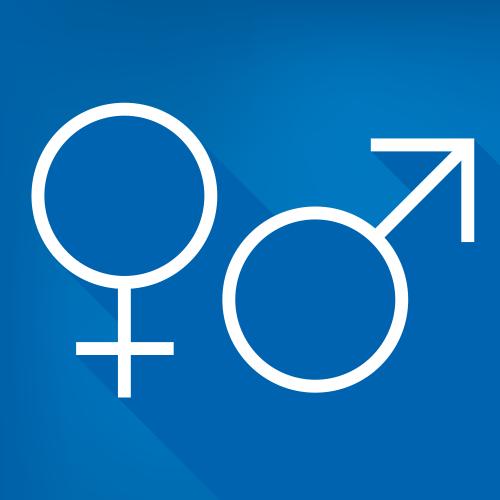 Kategorie Geschlechterunterschiede