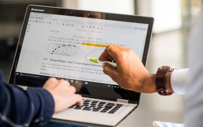 Förderung von Schülerleistung im Fach Mathematik: Machen digitale Anwendungen den Unterschied?